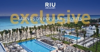 RIU february deals with vacation express