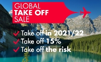TTC global take off sale